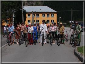 Veteran bicykle